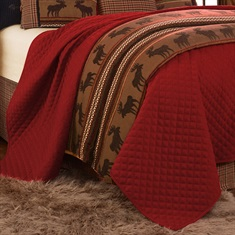 1 PC Bayfield Coverlet, Twin