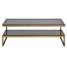 Adeen Glass Coffee Table