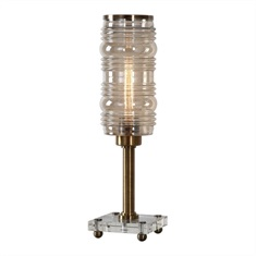 Adelardo Tubular Bulb Accent Lamp