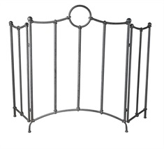 Aditya Iron Fireplace Screen