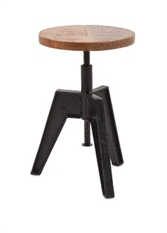 Adjustable Seat Stool
