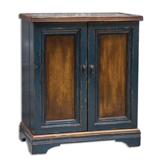 Agacio Wooden Bar Cabinet