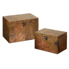 Ambrosia Copper Boxes S/2