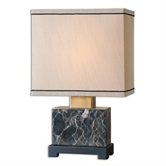 Anadell Polished Marble Table Lamp