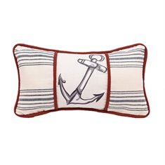 Anchor Linen Pillow