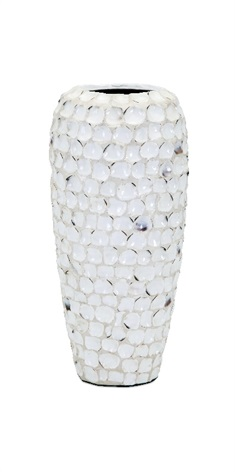 Antigua Small Shell Vase