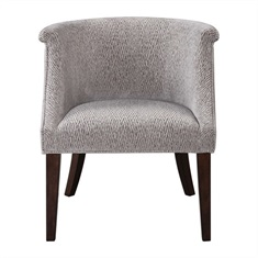 Arthure Barrel Back Accent Chair