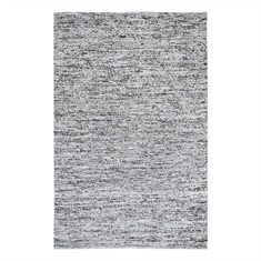 Astra Gray Hand Woven Rug Swatch