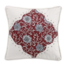Bandera Scalloped pillow