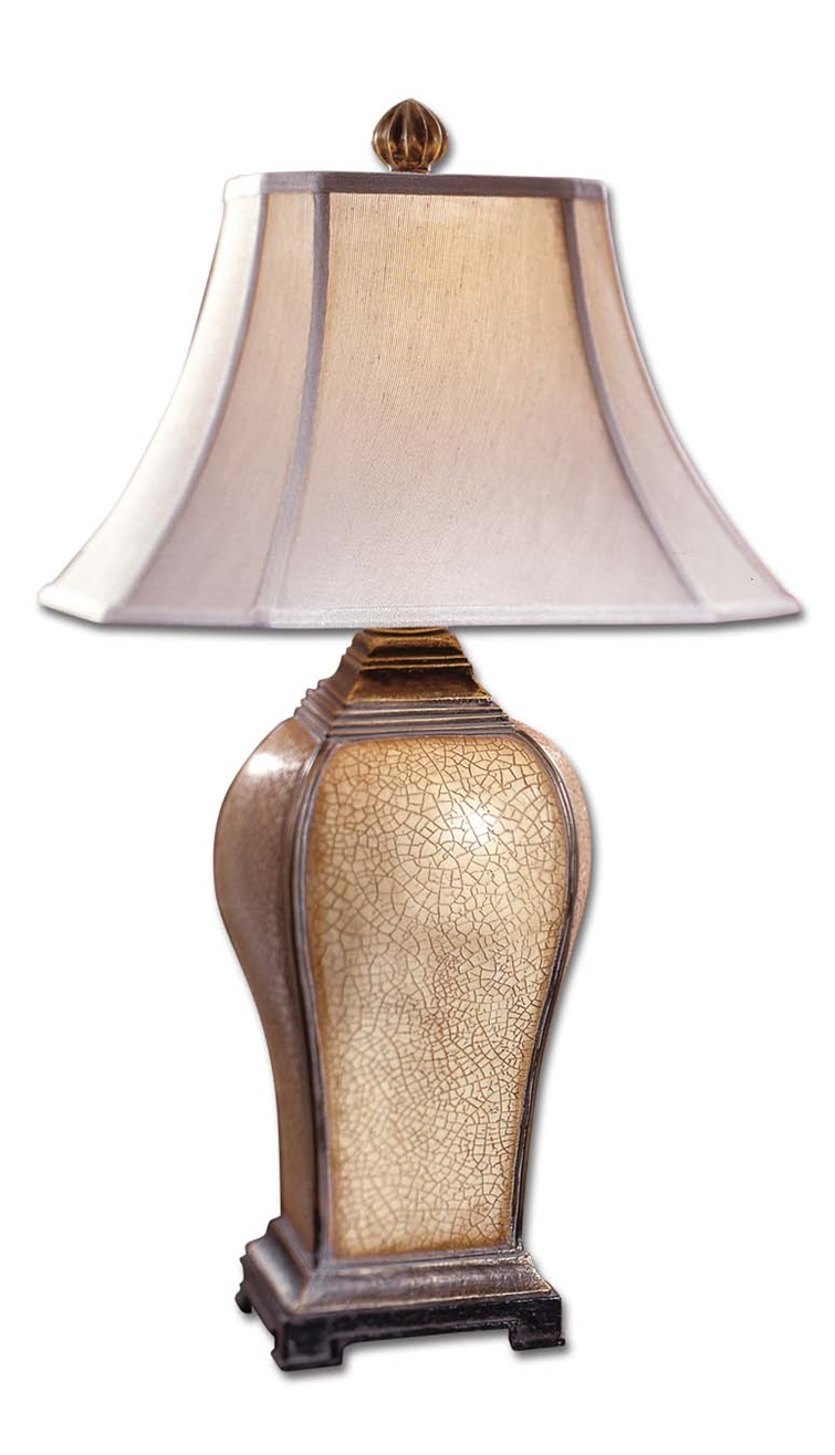 Baron Ivory Table Lamp