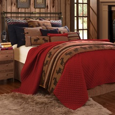 Bayfield 4 PC Coverlet Set, Twin