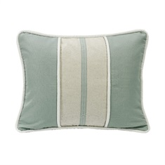 Belmont Piping Pillow