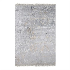 Bhutan Hand Knotted Rug Swatch