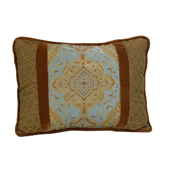 Bianca II Medallion Design Pillow