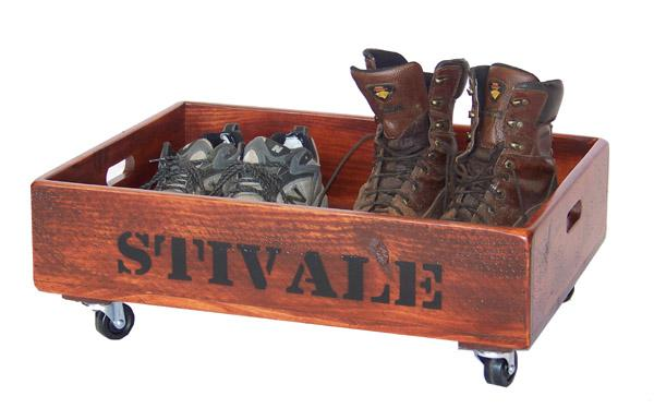Boot Caddy