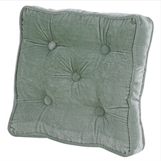 Boxed Velvet Pillow