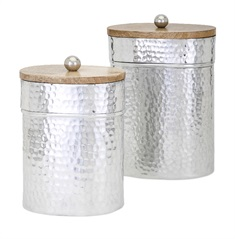 Brant Lidded Containers - Set of 2
