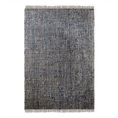 Braymer Charcoal Hand Woven Rug Swatch