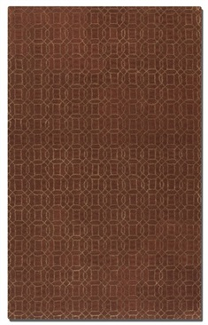 Cambridge Cinnamon Hand Tufted Rug Swatch