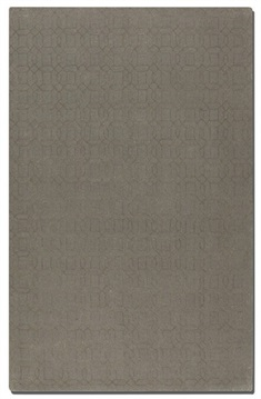 Cambridge Warm Gray Hand Tufted Rug Swatch