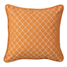Capri Geometric Pillow