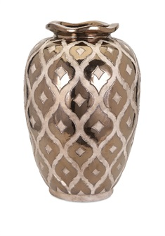 Carletta Large Embossed Vase