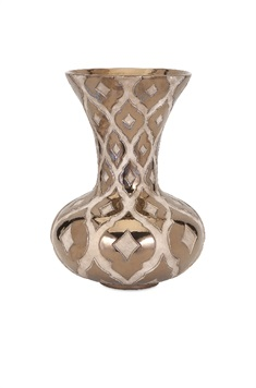 Carletta Medium Embossed Vase