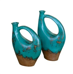 Castille Pitchers Set of 2