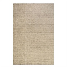 Catrin Beige Hand Woven Rug Swatch