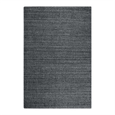 Catrin Charcoal Hand Woven Rug Swatch