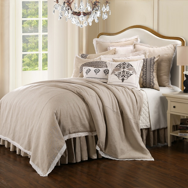 Charlotte 4PC Duvet Set