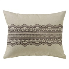 Charlotte Lace Pillow