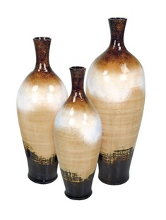 Cherry Hill Vases Set of 3