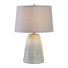 Cholet Textured Ceramic Table Lamp