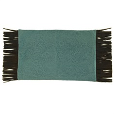 Chyenne Turquoise Faux Leather Placemat