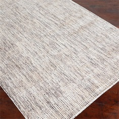 Ciottoli Light Beige Hand Tufted Rug Swatch