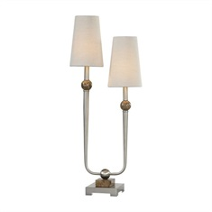 Claret Buffet Lamp