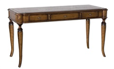 Colter Honey Stained Writing Desk