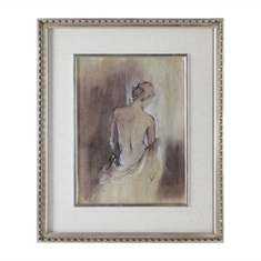 Contemporary Draped Figure