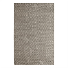 Cordero Taupe Hand Woven Rug Swatch