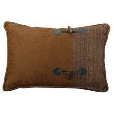Crestwood Buckle Pillow