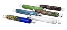 Crocker Glass Rolling Pin - Ast 6