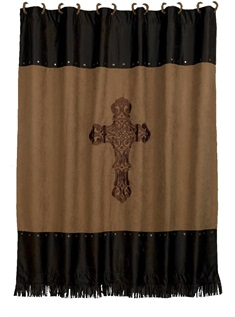Crosses Cross Shower Curtain