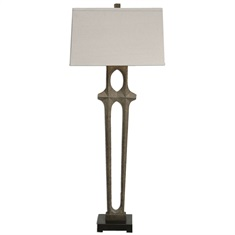 Daugava Rust Brown Floor Lamp