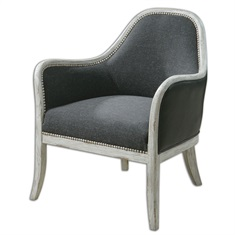 Dayla Indigo Accent Chair