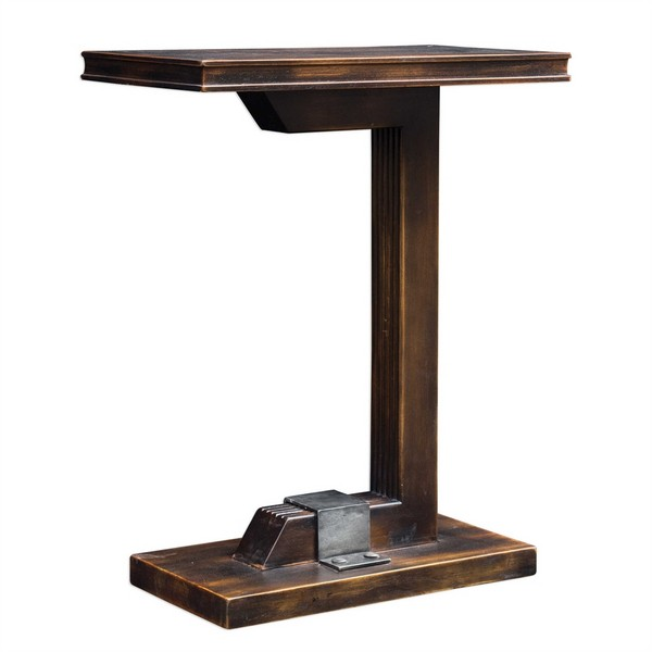 Deacon Accent Table