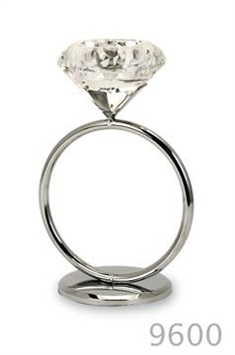 Diamond Solitaire Votive