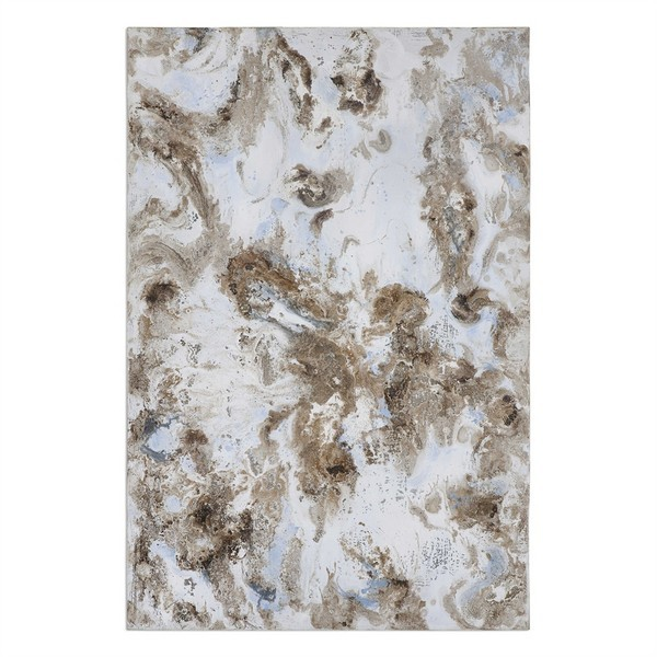 Uttermost Dust Storm Abstract Art