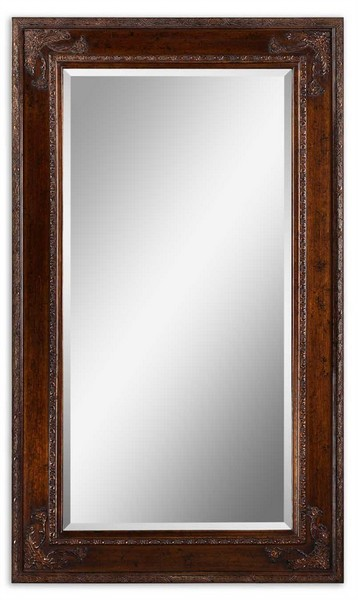 Edeva Antique Gold Mirror