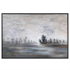 Uttermost Evening Mist Landscape Art